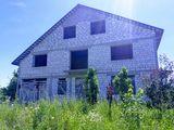 Продается незавершенный большой дом!