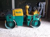 Excavator -bobcat - compactor, миниэкскаватор - бобкат - каток
