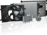 Радиаторы, вентиляторы, водопомпы, интеркулеры
