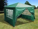 Садовый тент, павильон, шатер 3х3х2,5 м