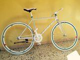 Bicicleta noua incrustata cu pietre  , новый велосипед ,