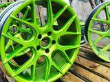 Порошковая покраска и алмазная проточика дисков в Кишиневе за 1 день
