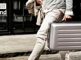 Ia-ţi drept însoţitor valiza stilată Xiaomi MI Trolley 90!