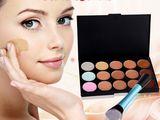 Cosmetica Profesionalatruse Machiaj Palete Fard Pensule Naturale