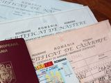 Certificat de Nastere, Casatorie, Pasaport, Buletin roman, Rapid si Ieftin !
