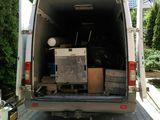 Evacuaria gunoiului,trasportaria mobilei ....