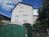 2-х эт.котельцовый дом-дача общ.120 м2 + мансарда в 5-и км от Кишинева