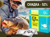 Сухая кровь Dry Blooder активатор клева - Эффективен для любой рыбы