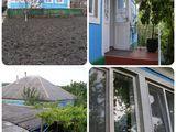 Casă la sol în localitatea Puhoi, Ialoveni. Reparație euro. 26 000 euro pentru 84 m2 +11 ari gradina