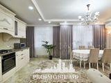 Telecentru! 3 camere separate + living, design modern, pardosea caldă, 106 mp!