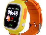 Smart watch с GPS трекером Q90