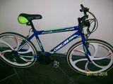 Bicicleta noua din. Franta