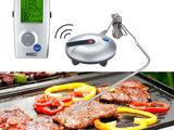 Подарок для любителей Мясо - термометр wifi для 5 уровней жарки