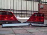 Стопы Mercedes W140 тюнинг мерседес оптика 140 фары стопы w140 светодиодные стопы w140 кабан