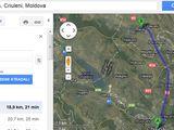 Ratus   12 km de Chisinau    vind pamint cu fundament 13000euro!!