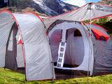 Немецкие палатки 4- 5--мест. высота - 2м.