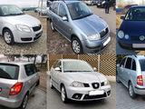Piese auto разборка  Skoda Fabia , VW Polo Seat Ibiza
