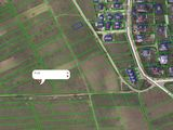 Vînd 30 ari teren în Bubuieci (zonă industrială) - perspectiva pentru construcții