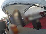 Cort 7x7m, Павильон, шатер