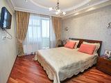Apartament excelent cu 3 camere, Bloc Nou, Mobilat. Sect.Botanica!
