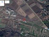 Lot de teren sub constructie 15 ari la intrarea in satul Cojusna