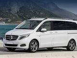 Mercedes-Benz V-Class Транспорт для торжеств Transport pentru ceremonie