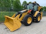 CAT 434F-buldoexcavator