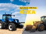 Шины  для сельхоз и спец техники - Ozka