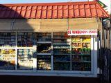 Kiosk 12 m2 - с роллетами и стеклопакетом Low-E