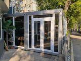Construcție modulară pentru cafenea și terase. La cheie. Termeni mici de realizare.
