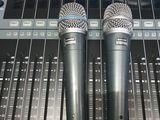Microfoane Shure Beta 57 A ,  MXL 990 Condenser Microphone .Микрофон конденсаторный ЛОМО 8А3У1.1 + У