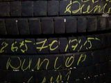 4 Roti originale Dunlop 265x70x17.5