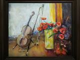 Картины - лучшее украшение для интерьера! .. (масло, акрил)  живописные и графические на холсте ...