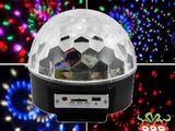 LED Music Ball Дискотека у себя дома или в баре! Дешего и эффектно! Супер цена - 399 лей!