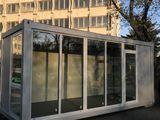 Container modular (oficiu, expozitie, magazin  punct de lucru)