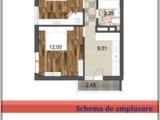 Apartament cu 2 odai la un pret de 17900 euro ! oferta limitata !!!