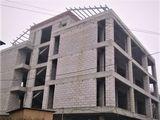 Продается незавершенное строительство, административное здание, sos. Hîncesti 40/b, ниже Докучаева.
