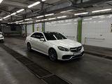 Lux Mercedes-Benz AMG E63 facelift alb/белый