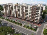 Astercon Grup - Buiucani,1 cameră 40,88 m2, 790 euro/m2, prețul 32295 € cu prima rată 4844 €