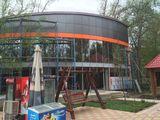 Фасадное остекление,fasade sticla , вентилируемые фасады profnostil Sarai ,Etalbond.