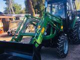 Se vinde tractor Zoomlion RK504 cu incarcator frontal
