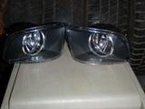 противотуманки на BMW и VW+audi
