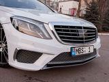 Mercedes S Class AMG Long full cu sofer/с водителем