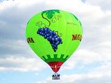 Zbor cu balon.