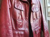 Scurta de piele, куртка кожа, пуховик