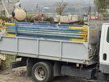 Transportare materiale de constructie, ciment, nisip, fier, si altele...