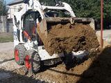 Servicii Bobcat,Kamaz,Excavator Komatsu