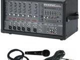 Mixer amplificat Powerpod 620 T Head