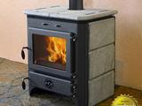 Печи буржуйки для отопления дома на дровах