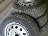 4 зимних колеса на дисках